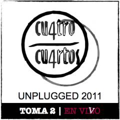 Cuatro Cuartos - TOMA 2 EN VIVO